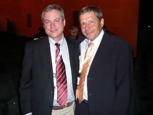 ESCP: Segretario Ronan O'Connell, Presidente Tomas Skricka - Nantes 2008