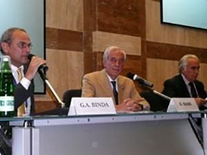 G.A. Binda, G.L. Melotti, G. Bassi - Educational Meeting SICCR, Roma 2008