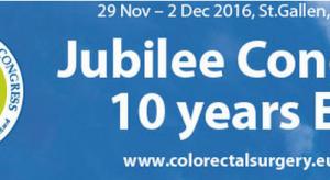 10th European Colorectal Congress