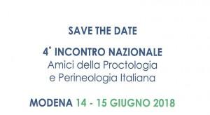 4_Incontro Nazionale_Amici della Proctologia e Perineologia Italiana