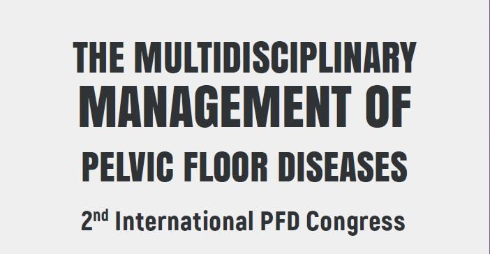 The multidisciplinary management of pelvic floor diseases