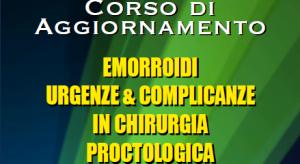 Emorroidi - Urgenze e Complicanze in Chirurgia Proctologica