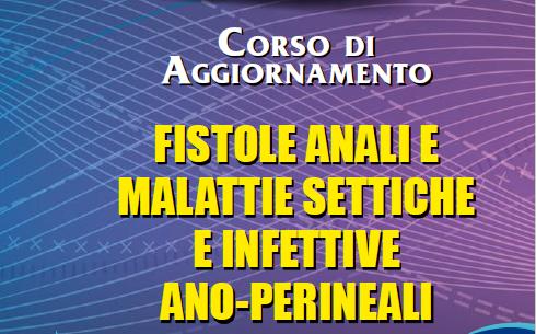 Fistole anali e malattie settiche e infettive ano-perineali_13iter