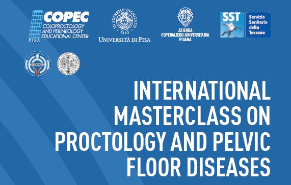 International masterclass on proctology and pelvic floor diseases 2019