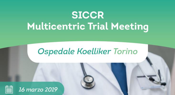 SICCR Multicentric Trial Meeting