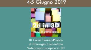 III-Corso_VideoLaparoscopica in 3D_2019