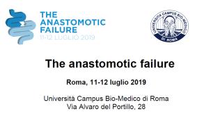 The Anastomotic Failure 2019