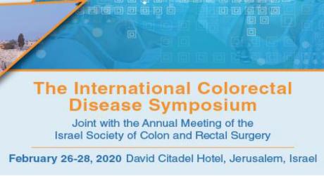 The International Colorectal Disease Symposium