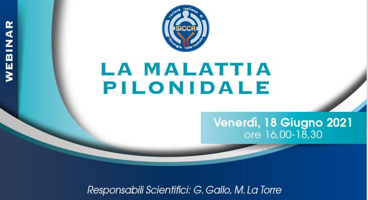 La malattia pilonidale - Webinar SICCR
